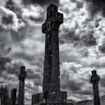 Bloodstained Cross